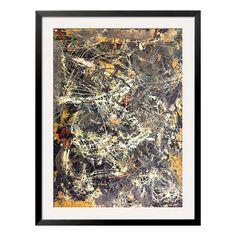 Jackson Pollock, Untitled (1949)