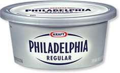 I love to eat CREAM CHEESE by itself!  My friends think it's weird!