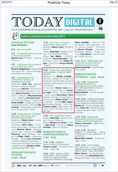 Pubblicità Today - 28 maggio 2013