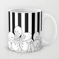 Resultado de imagem para black and white pottery