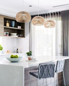 Amazing kitchen space at @designdevotee styling @ledgelovespace for this month's @adoremagazine
