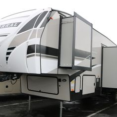 Chaparral Mid-Profile Fifth Wheels have been the flagship fifth wheel at Coachmen RV for over a decade. Chaparral's are designed from the inside out for easy and adventurous travel. Roomy bedroom suites, enormous storage space and exciting aerodynamics and weights will make weekend or month long camping trips leaving you wanting for more! Chaparral Mid-Profiles come well equipped with residential features and elegant interiors that surround you with a home-like feel. Indiana RV Dealer