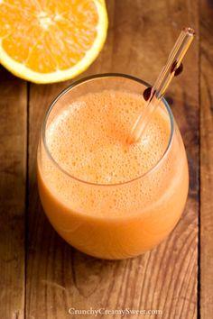 Vitamin C Booster Smoothie Recipe