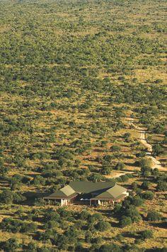 Kwandwe Private Game Reserve in South Africa