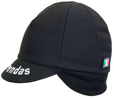 Prendas Belgian-Style Winter Hat - but would rather have the Rapha!
