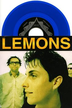"""Lemons 1993 'Keep Diggin / Ugly Stik' Rare Indie-Rock 7"""" Blue Vinyl NM  See all our Vinyl at Rock On Collectibles: http://stores.ebay.com/Rock-On-Collectibles/Vinyl-LPs-Singles-/_i.html?_fsub=7421951&_sid=70220124&_trksid=p4634.c0.m322"""
