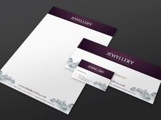 Cool stationery designs