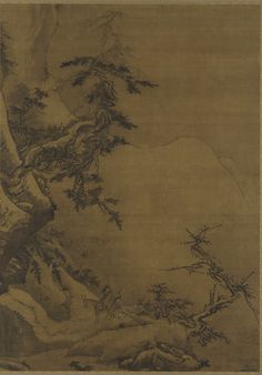 Searching for Plum Blossoms in the Snow Xu Daoning ca. 1525
