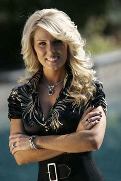 Gretchen ~ RHOC. She's so pretty and my fav!