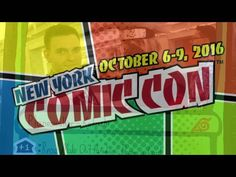 NYCC 2016 - Day One Thursday! Friends, Cosplay And New York Comic Con Tour - Video --> http://www.comics2film.com/nycc-2016-day-one-thursday-friends-cosplay-and-new-york-comic-con-tour/  #Cosplay
