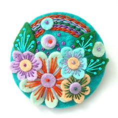Love Jane's brooches!
