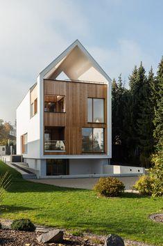 Wohnhaus am Hainerweg,© Richard Pflaume