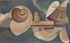 © Ramsès Younan - Senza titolo, Shells (c. 1933-1938)