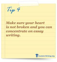 How to motivate myself to write essays?