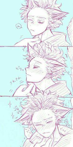 Deku x reader x Neko!Shinsou from the story fantasy Au Mha x reader by (Falling Pegasus) with reads. My Hero Academia Shouto, Hero Academia Characters, Hot Anime Boy, Cute Anime Guys, Deku Anime, Anime Boyfriend, Hero Wallpaper, Animes Wallpapers, Boku No Hero Academy