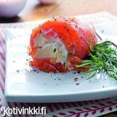 Lohi-perunarulla | Kotivinkki