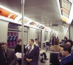 Inside the Montreal Metro, Saint-Laurent Station, 1966 Montreal Ville, Montreal Quebec, Trains, Underground Tube, Expo 67, Toronto City, Travel Oklahoma, Canadian Rockies, Saint Laurent