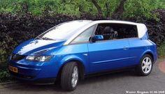 Renault Avantime 3.0 V6 24V 2001
