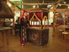 Turkish Coffee Kiosk/Cart - a girl can dream