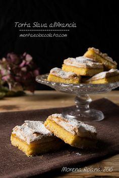 Menta e Cioccolato: Torta Slava all'Arancia - Facile, veloce e buonissima!