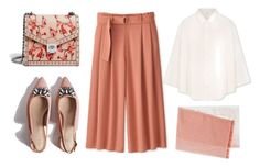 """""""Spring Breeze"""" by aneeqlondon on Polyvore featuring Uniqlo, MANGO and Modest"""