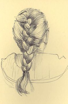 Lori Mitchell. I love to draw hair.