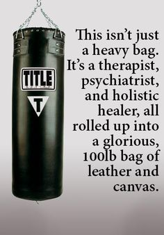 TITLE Boxing- Leather Heavy Bags #boxing http://store.titleboxing.com/hbl.html I am loving my kick boxing classes