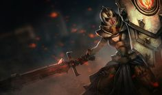 a group for fans of Leona from 'League of Legends'