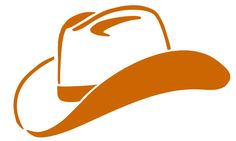 Cowboy Hat and Boots Drawing | Cowboy Hat Art - Free Graphics