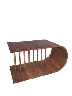 The Euclid Coffee Table by Peg Woodworking