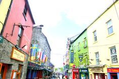 The Latin Quarter - Galway city Co. Galway