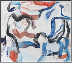 Willem de Kooning's Untitled XIV (1982 - Google Search