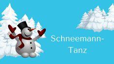 """""""Schneemann-Tanz"""" (Krippen-Version) - Kreistanz mit viel Bewegung - Noten & mp3 auf: www.kitakiste.jimdo.com"""