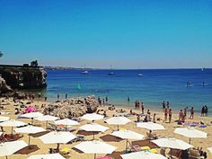 Cascais during spring and summer, marvelous holidays.
