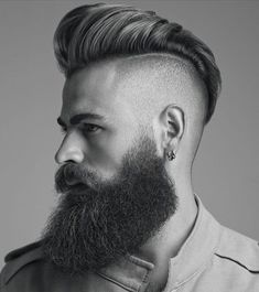 KABOOM Hair by @david_rodelas #esteticalikes #menshair #mensgrooming #beard #americancrew #beardgang by esteticausa