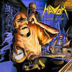 Havok, great thrash metal band, have 2 see them live!
