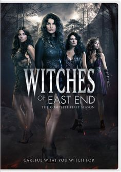 Witches of East End : Les Sorcières de North Hampton