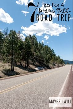 7 Tips For A Drama Free Road Trip! Easy ways to make your next road trip more enjoyable! Road Trip With Kids, Family Road Trips, Travel With Kids, Family Travel, Road Trip Food, Road Trip Hacks, Travel Destinations, Travel Tips, Travel Ideas