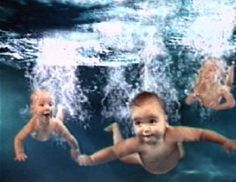 Read more: https://www.luerzersarchive.com/en/classic-spot-of-the-week/2009-29.html Ballet In this 1999 commercial designed to demonstrate the rejuvenating effect Evian mineral water has on the human organism, a whole battalion of babies perform an aquatic ballet as if their common great-grandmother had been Esther Williams. Tags: BETC, Paris,Agnes Cavard,Pac, Paris,Jean-Pierre Roux,Evian,Valérie Chidlovsky