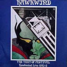 Hawkwind The Text of Festival