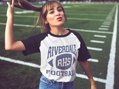 Loving my new Riverdale Football Team t-shirt from BadCatDesigns! #Riverdale #TShirt #Tee