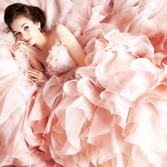 SHEIN offers women-dresses & more to fit your fashionable needs. Pretty Dresses, Beautiful Dresses, Bridal Gowns, Wedding Gowns, Glamouröse Outfits, Pink Fashion, Dream Dress, Pink Dress, Photography Poses