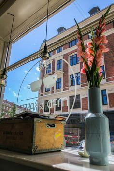 Copenhagen, Mad och Kaffe