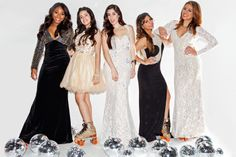See How Fifth Harmony Is Ushering in Prom Season (Yes, It's Here Already!)