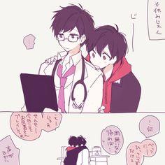 Image in Osomatsu san collection by Hà My Lê on We Heart It Osomatsu San Doujinshi, Ichimatsu, Boyxboy, Cartoon Wallpaper, Manga Anime, Memes, Comics, Drawings, Illustration