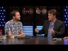 Nathan Fillion on nerdist