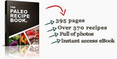 Online Shopping: Paleo Recipe Book - Brand New Paleo Cookbook