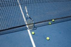 Tennis playground by quangmauthanh on Creative Market