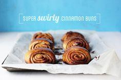 Super Swirly Cinnamon Buns | The Sugar Hit
