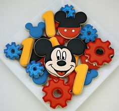 Mickey Mouse Clubhouse! http://www.justforkids.co.nz/Disney-Mickey-Mouse-Party